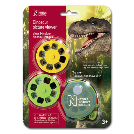 Diapozitive - Dinozauri, Natural History Museum*