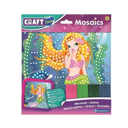 Mozaic - Sirena, Brainstorm*
