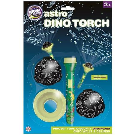 Proiector tip lanterna - Dinozauri si stele, Brainstorm*