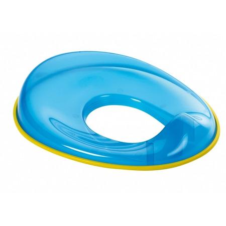 Reductor WC Plebani PB082, albastru*