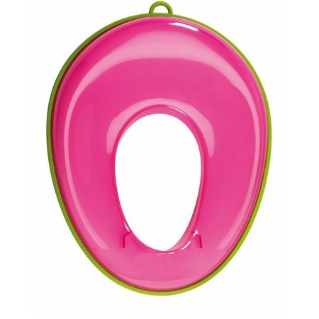 Reductor WC Plebani PB082, roz*