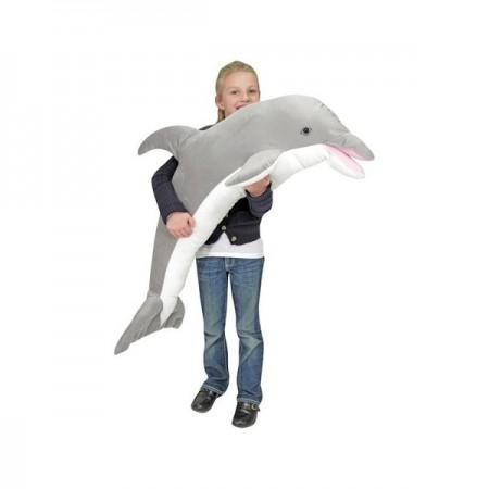 Delfin gigant din plus Melissa and Doug