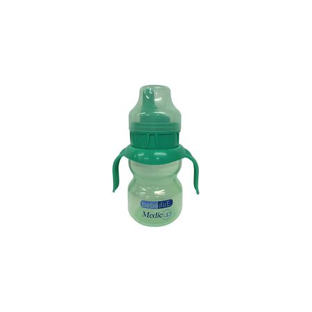Cana de baut  Medicup BebeduE 80140, verde*