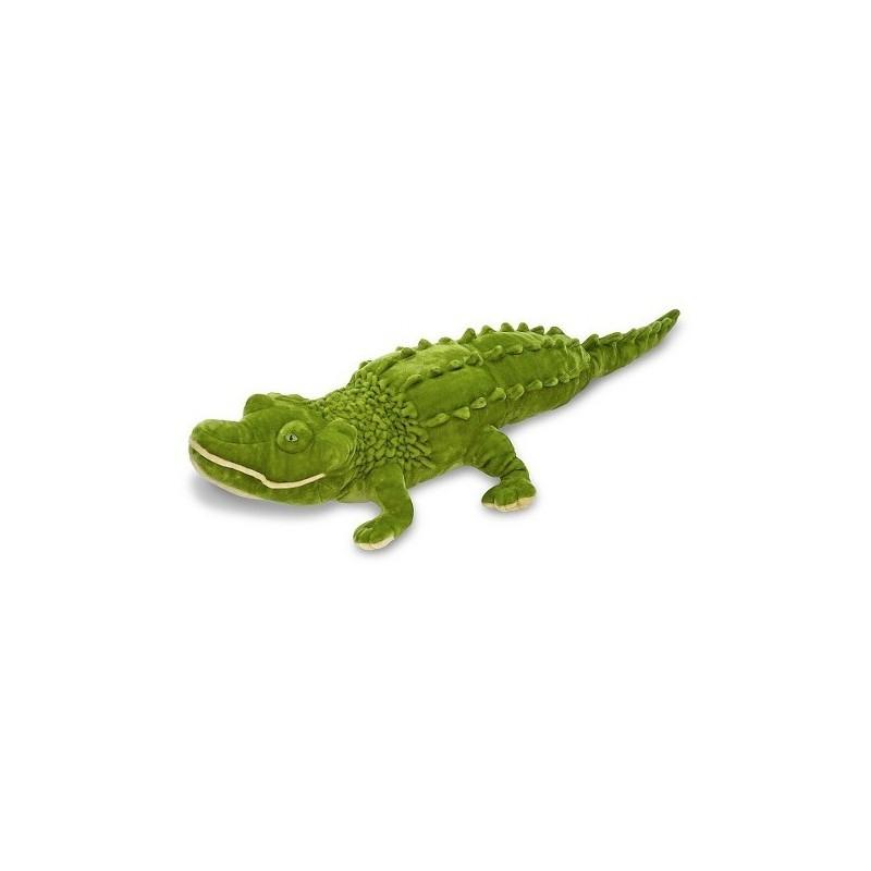 Crocodil gigant din plus Melissa and Doug