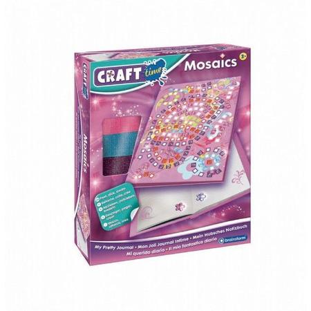 Kit Mozaic Jurnalul meu Secret Brainstorm Toys C7252*