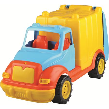 Camion pentru gunoi 48 cm Ucar Toys UC09*