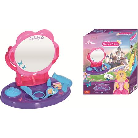Masuta pentru coafat Princess Maya and Friends Ucar Toys UC129*