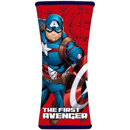 Protectie centura de siguranta Captain America Eurasia 25461, rosu*