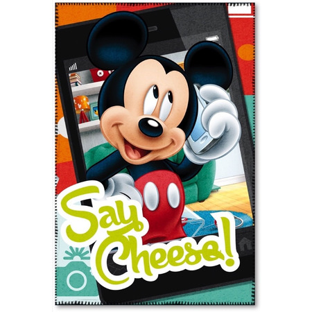 Paturica copii Mickey Say Cheese Star ST41454*
