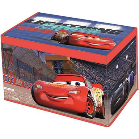 Cutie depozitare cu capac 55x37x33 cm Cars SunCity ARJ009274*
