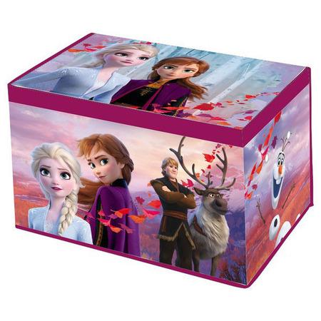 Cutie depozitare cu capac 55x37x33 cm Frozen 2 SunCity ARJ009281*