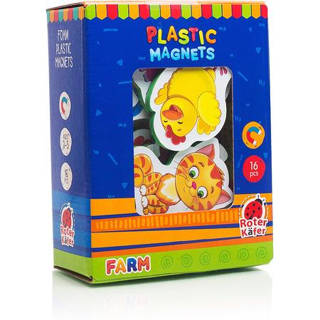 Magneti Spuma Animale din ferma Roter Kafer RK3110-01*