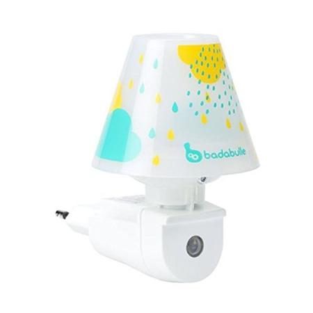 Lampa automata night shade albastra, Badabulle*