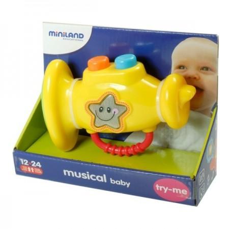 Jucarie bebe Trompeta