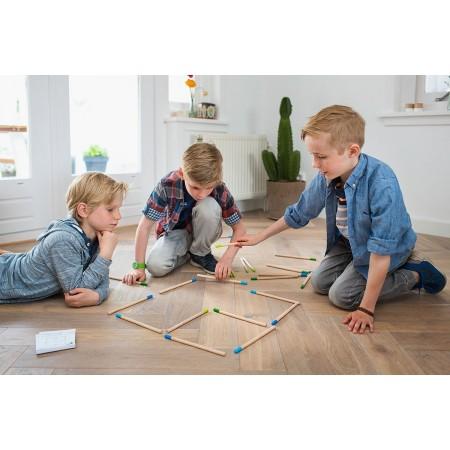 Joc Puzzle Chibriturile