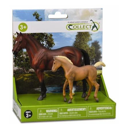 Set 2 figurine viata cailor Collecta*