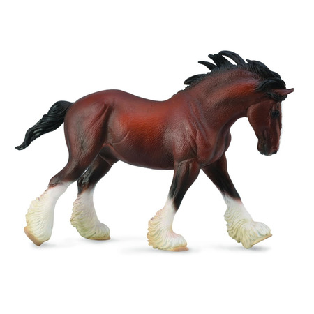 Figurina Armasar Clydesdale XL Collecta*