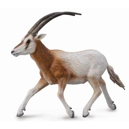 Figurina Gazela Oryx cu coarne sabie L Collecta*