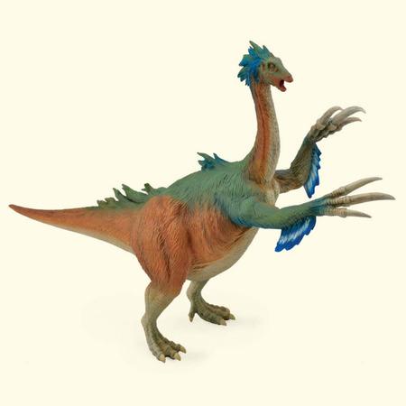 Figurina Dinozaur Therizinosaurus Deluxe Collecta*