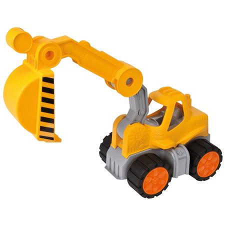 Excavator Big Power Worker Digger*