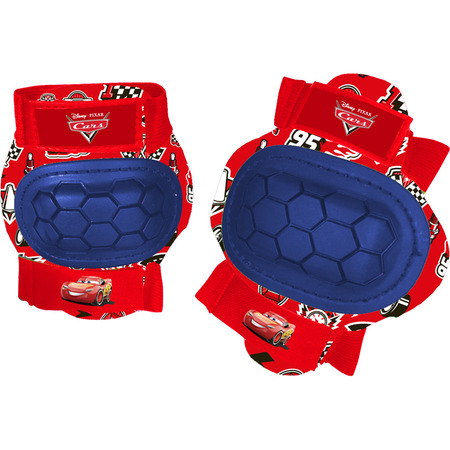 Set protectie Cotiere Genunchiere PRO Cars XS 3-6 ani Disney MD2338006*