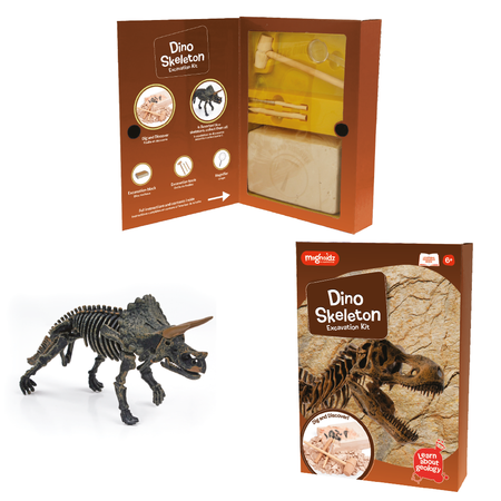 Kit excavare - Dinozaur, Keycraft*