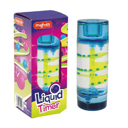 Clepsidra cu lichid, Keycraft*