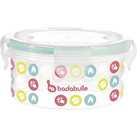 Set 3 boluri ermetice pentru pastrarea hranei, Badabulle*