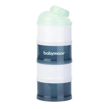 Dozator lapte praf artic blue, Babymoov*