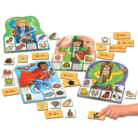Joc educativ magia matematicii magic math, Orchard Toys*