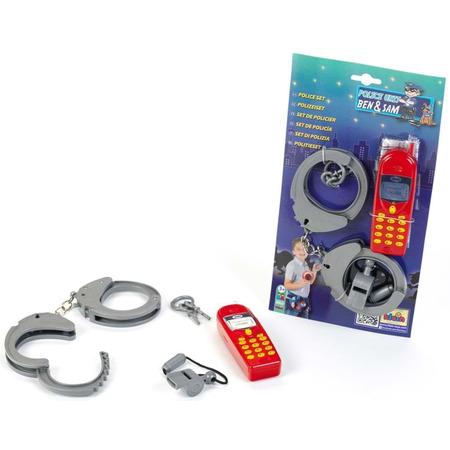 Set 3 accesorii politie, Klein*
