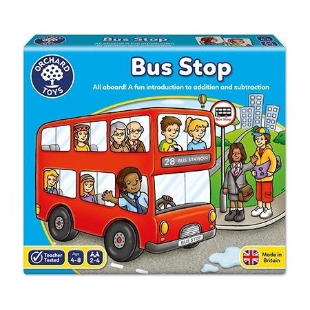 Joc educativ autobuzul bus stop, Orchard Toys*