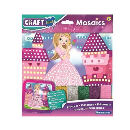 Mozaic - Printesa, Brainstorm*