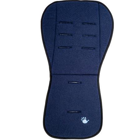 Husa antitranspiratie pentru carucior Life Line Altabebe AL3006, albastru inchis*