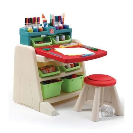 Flip & doodle easel desk new, Step2*