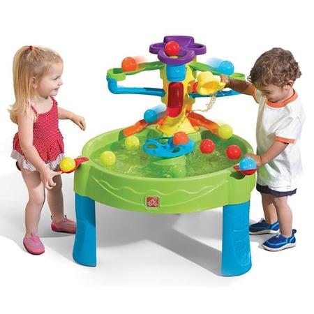 Masuta de joaca cu apa si bile busy ball play table, Step2*