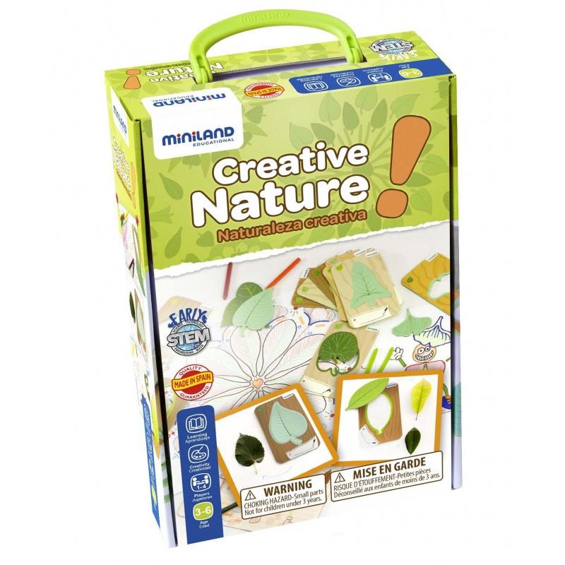 Set pentru creatie Natura - Miniland