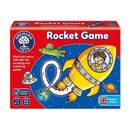 Joc educativ racheta rocket game, Orchard Toys*