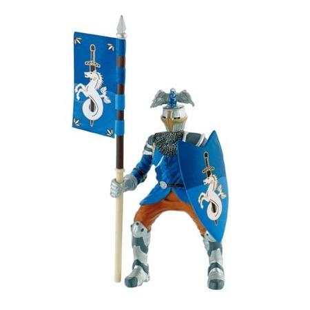 Cavaler pentru turnir albastru, Bullyland*