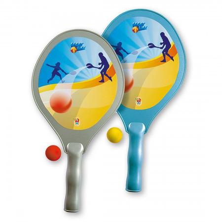 Set tenis plaja Super Androni Giocattoli*