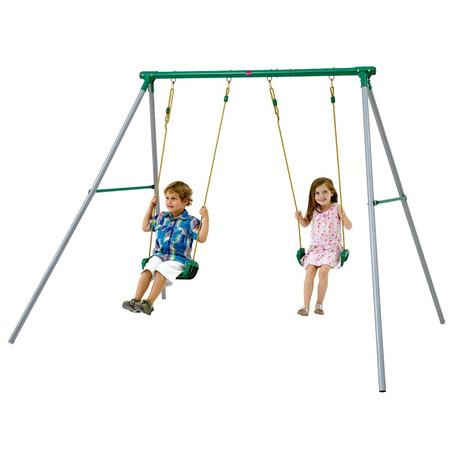 Complex Leagane Pentru 2 Copii Sedna II Plum*