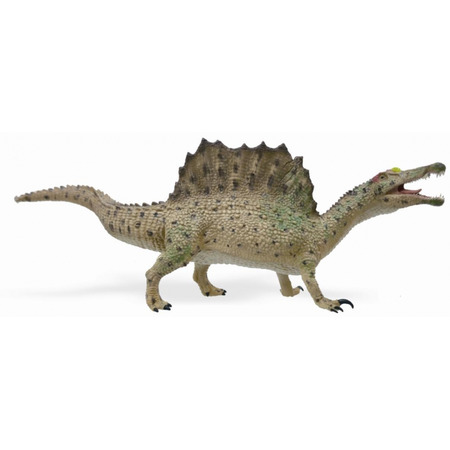 Figurina dinozaur Spinosaurus mergand pictata manual XL Collecta*