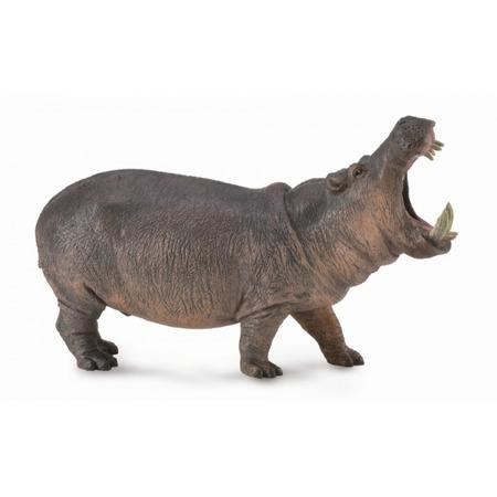 Figurina Hipopotam pictata manual XL Collecta*