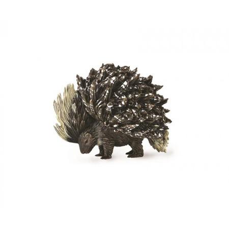 Figurina porc Spinos Indian pictata manual L Collecta*