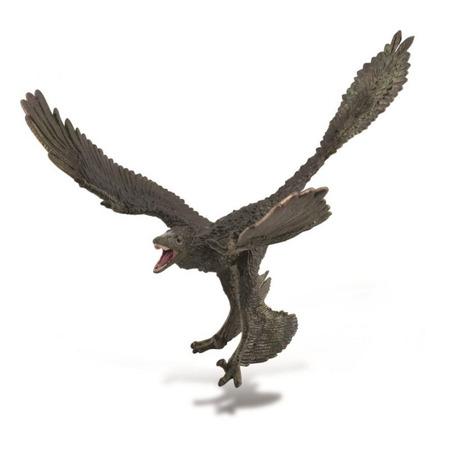 Figurina dinozaur Microraptor pictata manual XL Collecta*