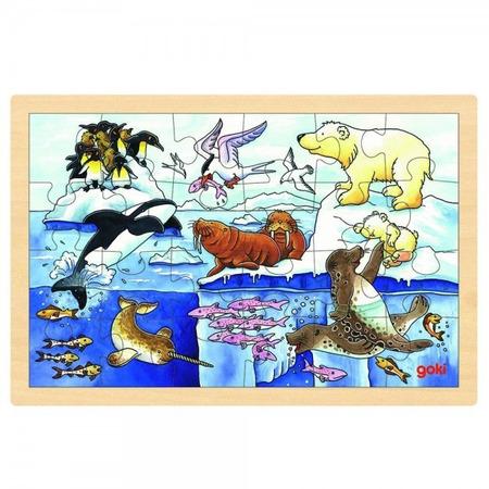 Puzzle Viata polara*