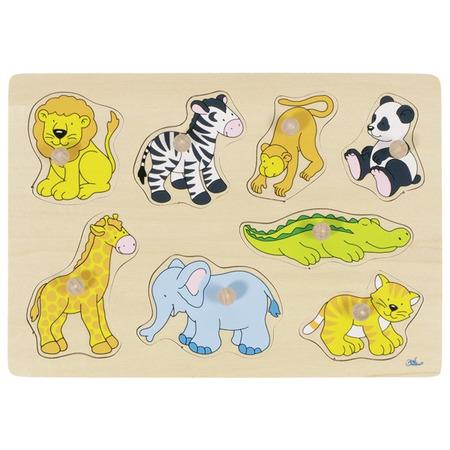 Puzzle Gradina Zoologica - Goki*