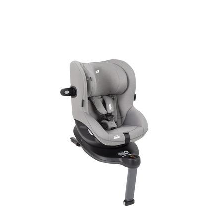 Scaun auto i-spin 360° e gray flannel, 61 cm - 105 cm, Joie*