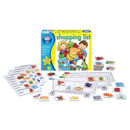Joc interactiv - La cumparaturi, Orchard Toys*