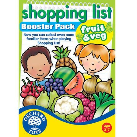 Lista de cumparaturi - Fructe si Legume, Orchard Toys*